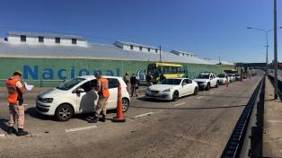 """Casi 3.200 detenidos y refuerzo de controles para reducir """"mucho más"""" el tránsito"""