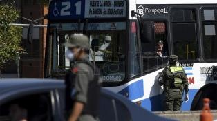 Más de 6.100 detenidos por fuerzas federales por incumplir el aislamiento