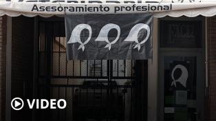 Sin marcha pero con un fuerte pañuelazo virtual, los organismos conmemoran el 24 de marzo