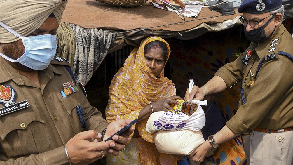 India supera los 100.000 casos y las 3.000 muertes por coronavirus