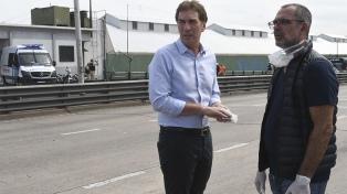 Santilli confirmó la idea de revisar los permisos de circulación otorgados