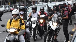Transporte lanzó un nuevo permiso nacional para circular durante el aislamiento