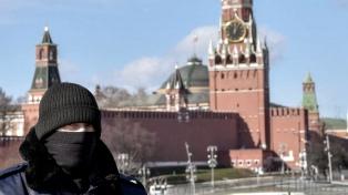 Aislamiento obligatorio en Moscú, donde el 85% de los enfermos es menor de 65 años