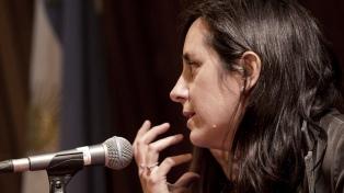 """Leticia Obeid: """"El arte es una forma de apropiarse del mundo, de masticar la experiencia"""""""