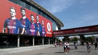 El Barcelona tuvo sus dos primeros casos de coronavirus