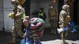 Bolivia: 18 muertos y 264 casos confirmados de coronavirus
