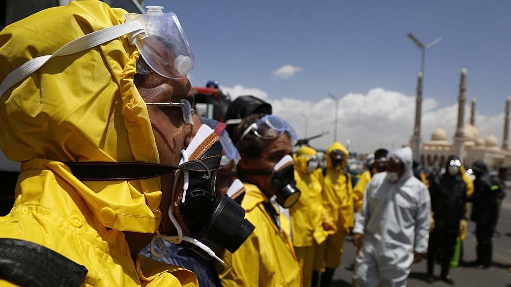 El país, de 30 millones de habitantes, contabilizó oficialmente 863 muertes por coronavirus y un total de 4.115 contagios