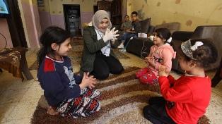 EEUU restablece ayuda a Palestina