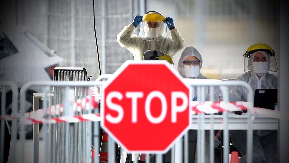 Coronavirus: hay más de medio millón de contagios y casi 23.000 muertos en todo el mundo