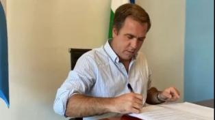 El intendente de El Bolsón, contagiado de coronavirus