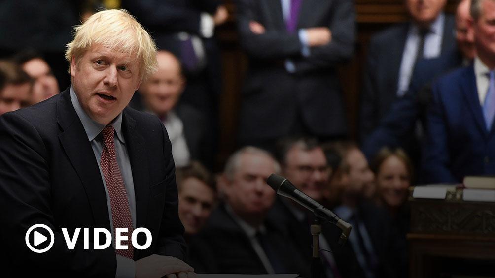 El premier británico Boris Johnson y su ministro de Salud tienen coronavirus