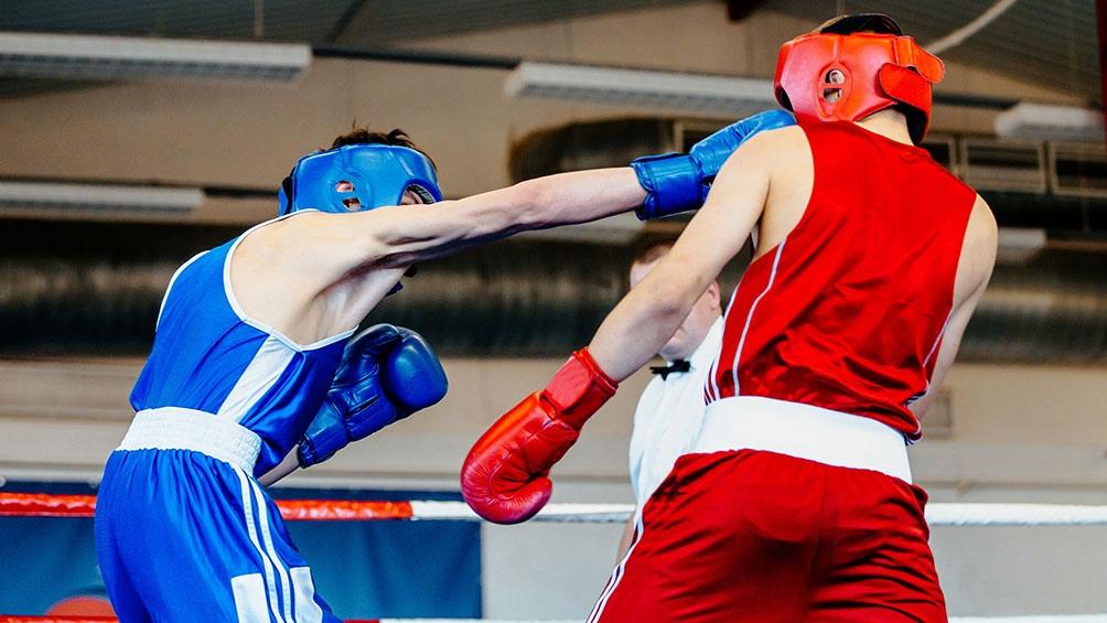 El boxeo tiene luz verde para el regreso de acuerdo a su protocolo aprobado por el Ministerio de Salud (foto archivo)