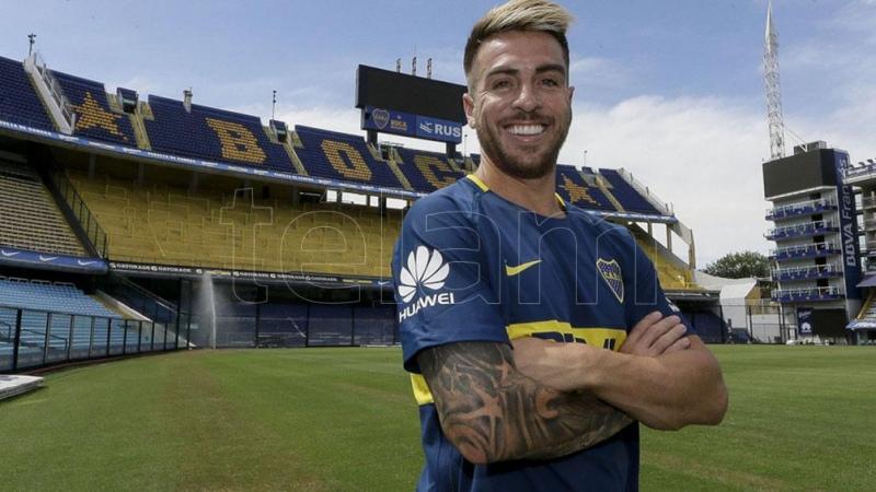 Buffarini sigue sin arreglar la extensión de su contrato con Boca
