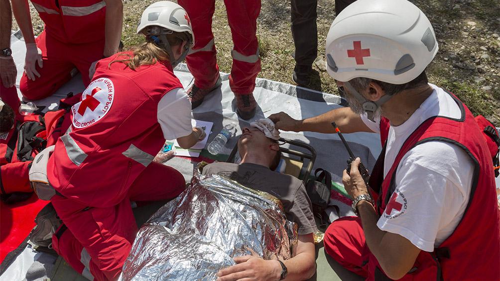 En medio de la pandemia, la Cruz Roja Argentina celebra su 140 aniversario
