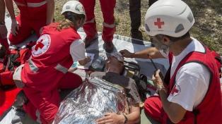 Una campaña de la Cruz Roja recolectó más de $50 millones en dos días