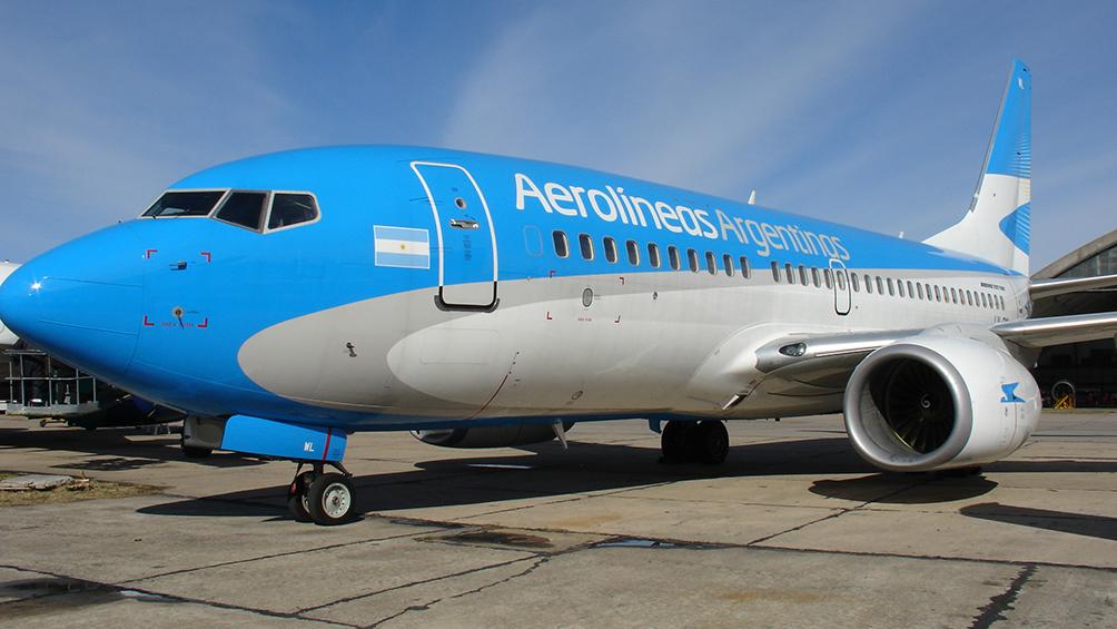 Aerolíneas Argentinas confirmó cuatro vuelos especiales para traer argentinos del exterior