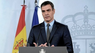 """Sánchez reclamó ayuda a la UE y """"pruebas de su compromiso real"""""""