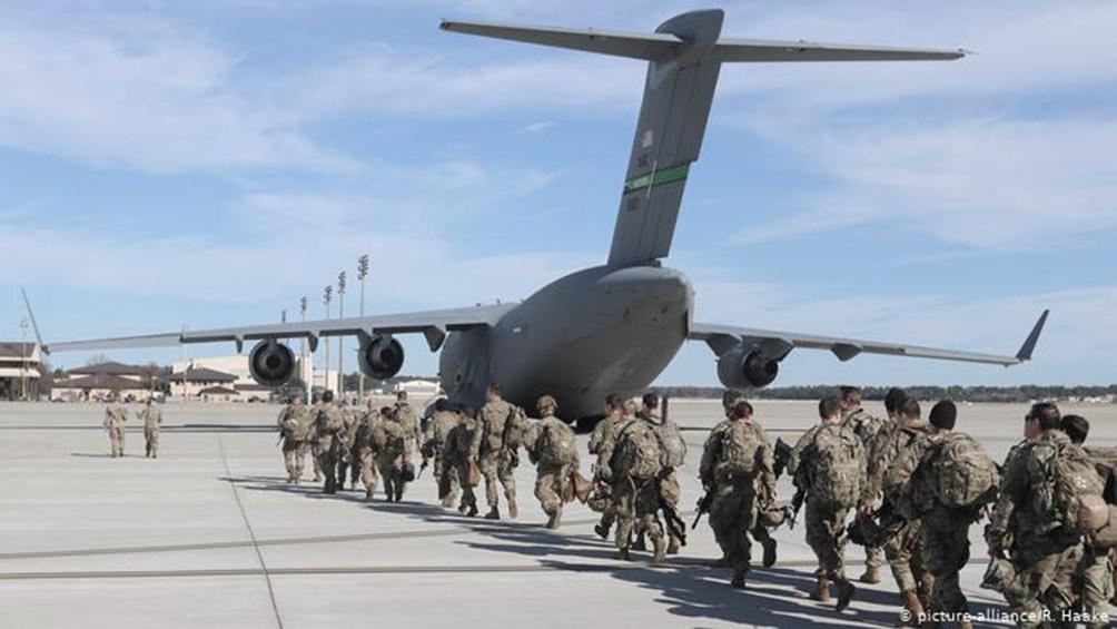 Alemania retira algunos de sus soldados en Irak por el coronavirus
