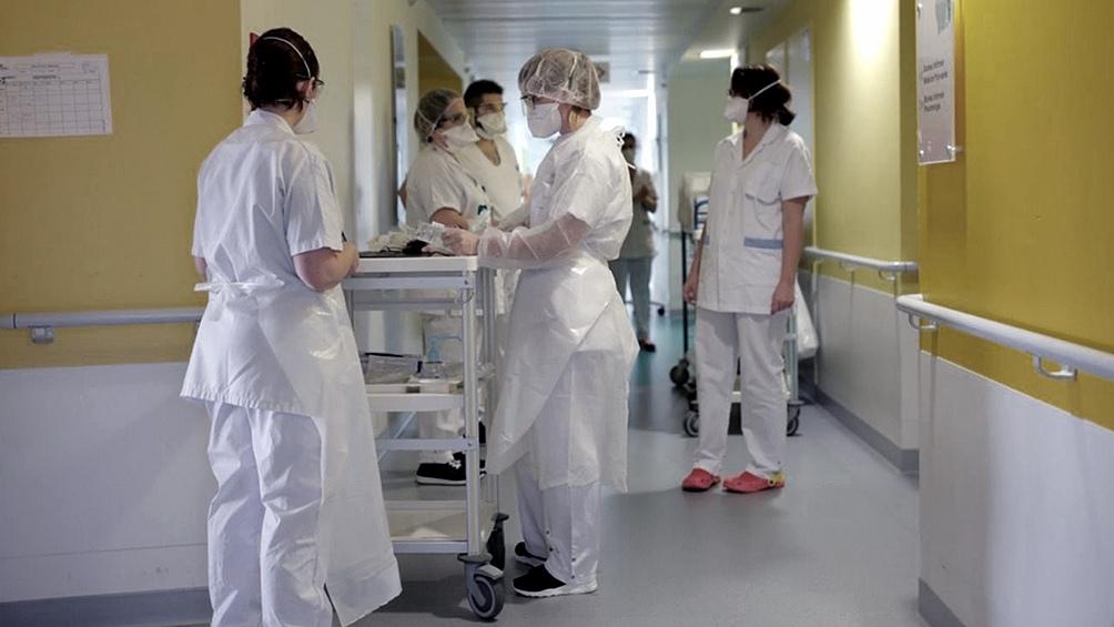 La ocupación de camas de terapia en AMBA y de La Plata está entre el 67 y el 95%