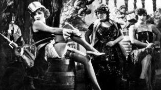 """A 90 años de que """"El ángel azul"""", con Marlene Dietrich, levantó vuelo"""