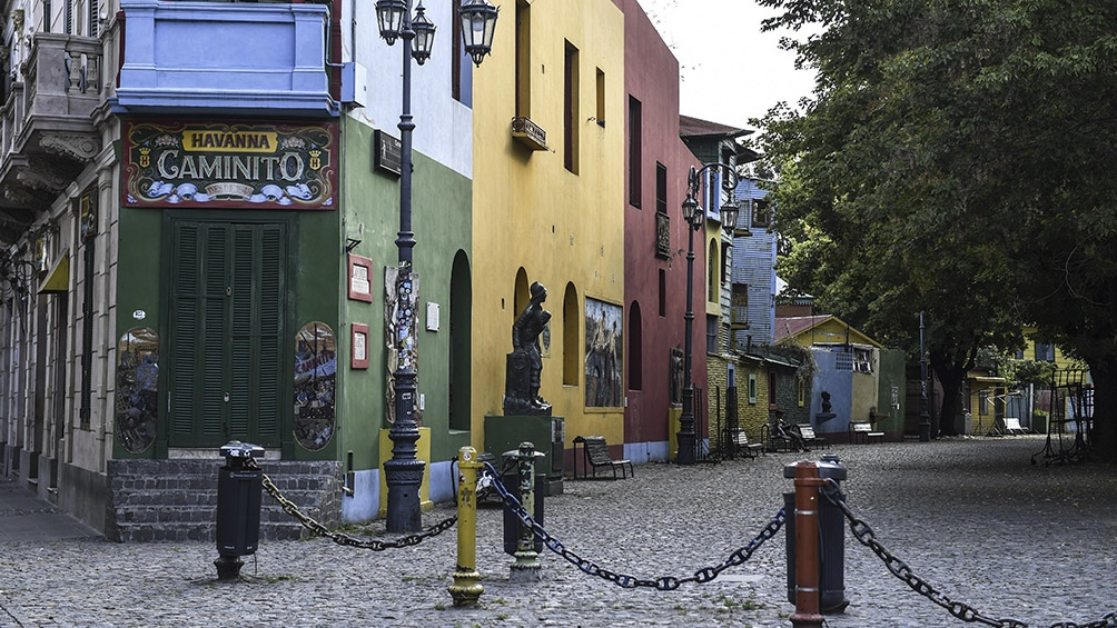 También habrá un tour para recorrer la vida de Diego Maradona y Arte urbano en La Boca.