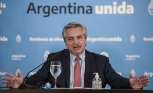 El Presidente recordó a Carlos Fuentealba