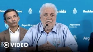 """González Garcia: """"Los expertos consideran que hay que prorrogar la cuarentena"""""""