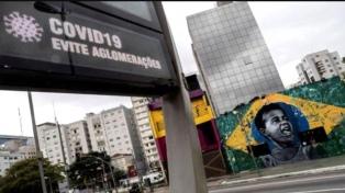 Brasil tuvo 141 muertos en las últimas 24 horas y el total trepa a 941