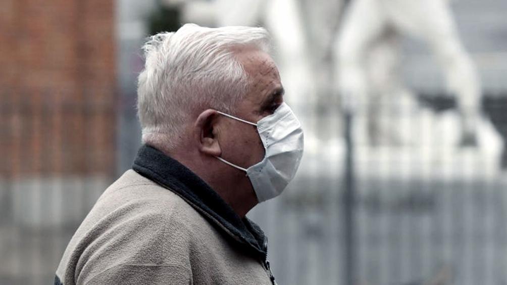 Más del 70% de los fallecidos por coronavirus en Italia son hombres