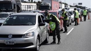 Ya son 2.466 los detenidos o demorados en la Ciudad de Buenos Aires