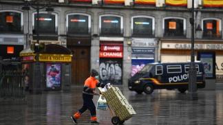 CORONAVIRUS: Tercera jornada consecutiva con descenso de muertos diarios en España