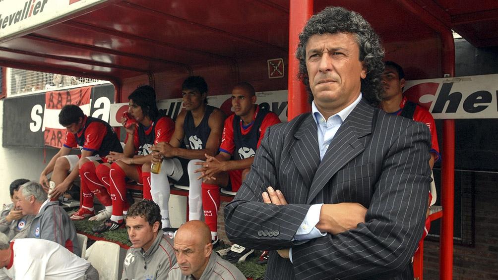 """Gorosito sueña con ser el DT del """"Ciclón"""" y ponderó con el cumplimiento con Tigre y su contrato"""