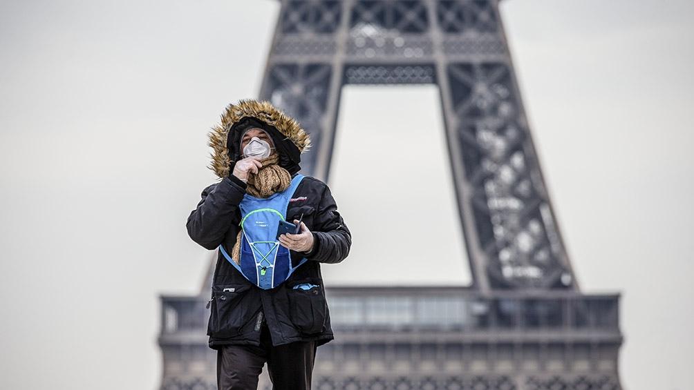Francia subió a más de 1.000 casos por primera vez desde mediados de mayo