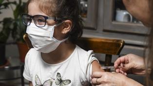 El Garrahan advirtió que en cuarentena bajó más del 50% la vacunación en relación a 2019