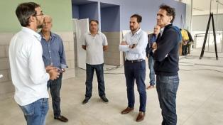 """Katopodis: """"Vamos a fortalecer la red sanitaria en la provincia de Buenos Aires"""""""