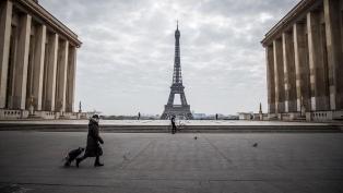Francia reportó casi 500 muertos por coronavirus en las últimas 24 horas