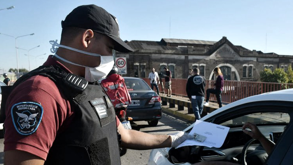 Ya son 3.290 los detenidos y demorados por incumplir el aislamiento