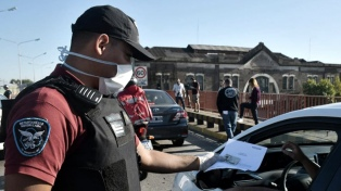 Son más de 4.300 los detenidos y demorados por incumplir el aislamiento en la Ciudad