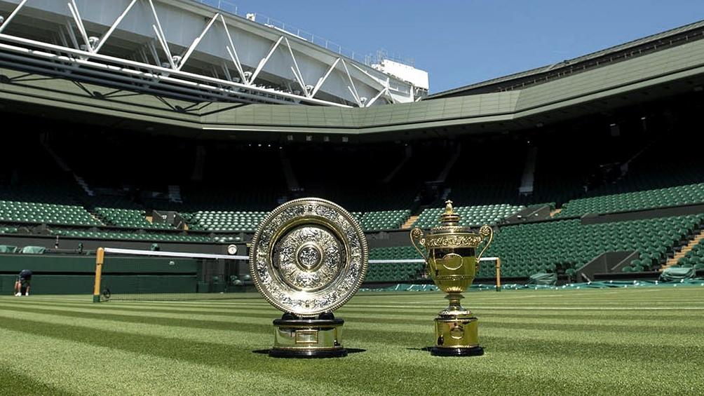 El Grand Slam inglés comenzará el lunes próximo y finalizará el domingo 11 de julio.