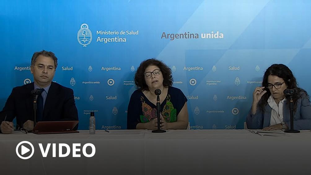 De los nuevos infectados en la Argentina, más de la mitad son contagios no importados