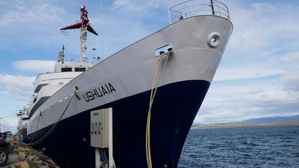 La Justicia Federal prohíbe el ingreso de un crucero al puerto de Mar del Plata