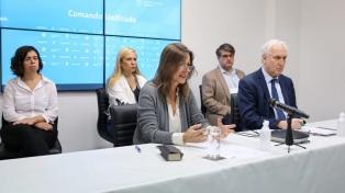 """Frederic pidió a los ministros de seguridad provinciales evitar """"maltratos y hostigamientos"""""""