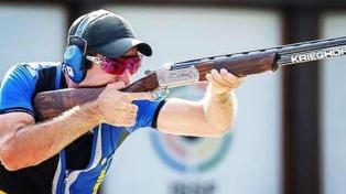 Federico Gil, primer argentino en llegar al podio del ranking mundial en tiro