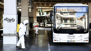 Portugal registra récord diario de 37 muertes y roza los 10.000 contagios