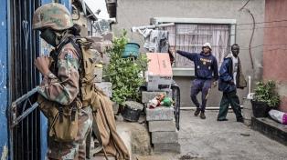 África supera los 13.600 contagios y la cifra de fallecidos se acerca a 750