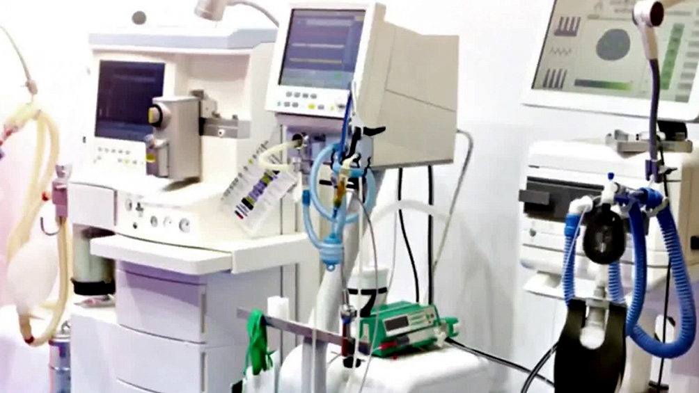 Centíficos de la UNLP realizan aportes a la problemática de la respiración asistida