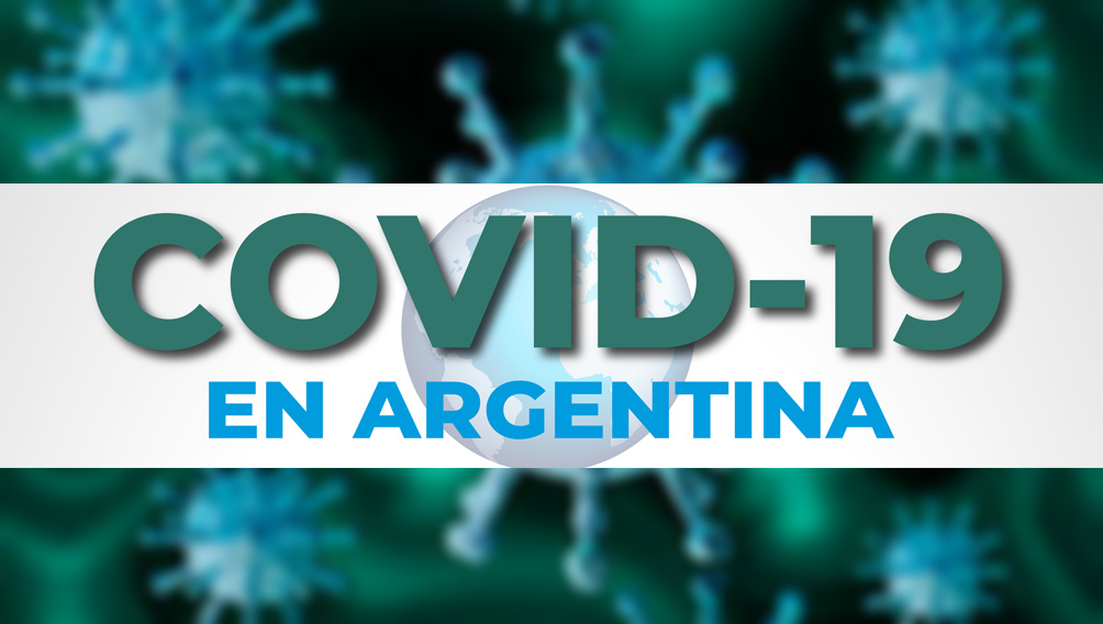 El avance del coronavirus en la Argentina a un mes del primer caso