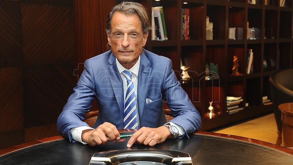 Swiss Medical Group está presidido por el empresario Claudio Belocopitt.