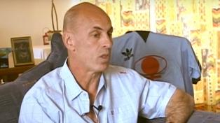 Gustavo De Luca, el futbolista que pasó de la reserva de River a combatir en Malvinas