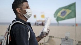 Será obligatorio usar barbijo en Río de Janeiro a partir del miércoles